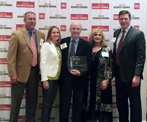 middle market top 50 awardee
