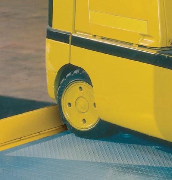 Dock Guard™ Safety Barrier Lip